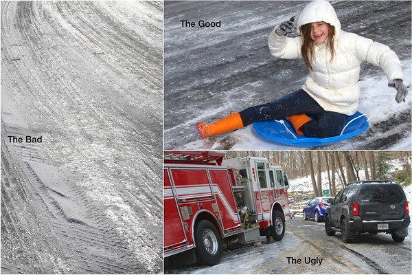 Snow Storm Leon: The Good, the Bad, and the Ugly