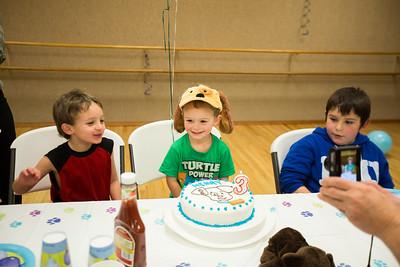 Henry's birthday weekend