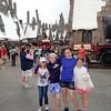 Harry Potter town in Islands of Adventure