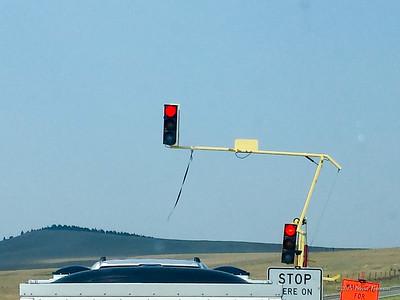 Portable Stop Light!
