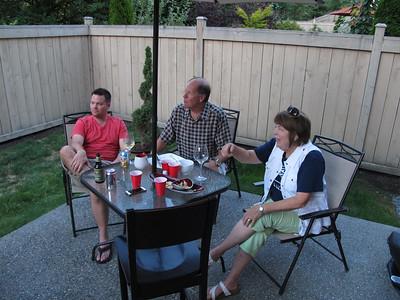 2014.08.08 Ty & Leesa - Julie & Keith