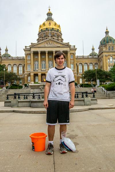 ALS Ice Bucket Challenge