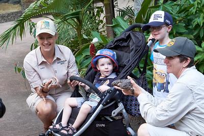 2015-03 Alfie's 2nd Birthday at Australia Zoo