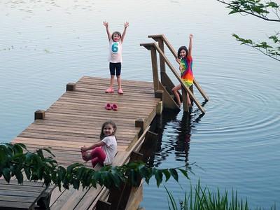 2015-07 At the lake