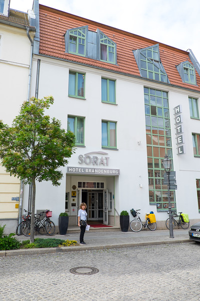 Hotel Sorat, Brandenburg