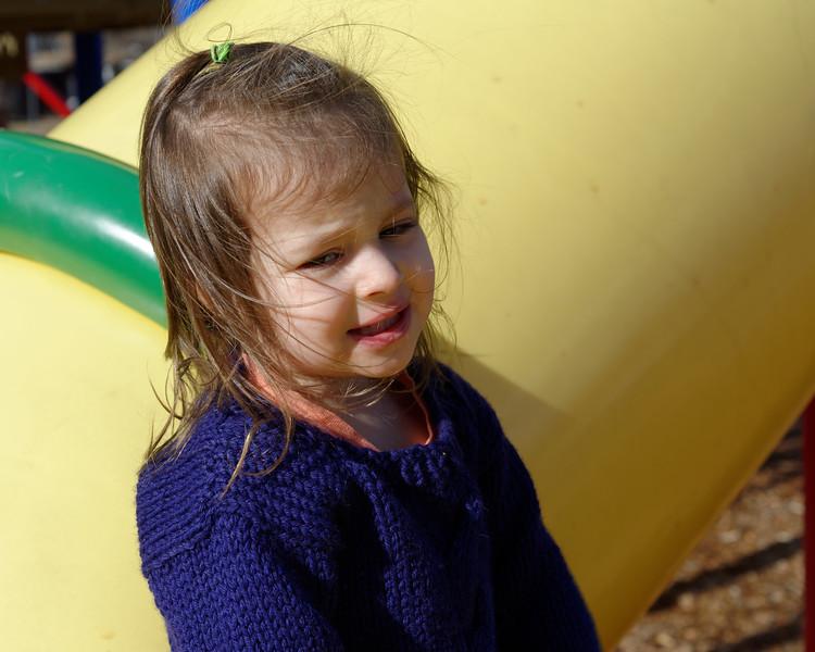 At the playground