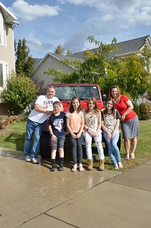 2015 Fall Family Jeep