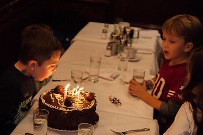 Nate's 6th Birthday