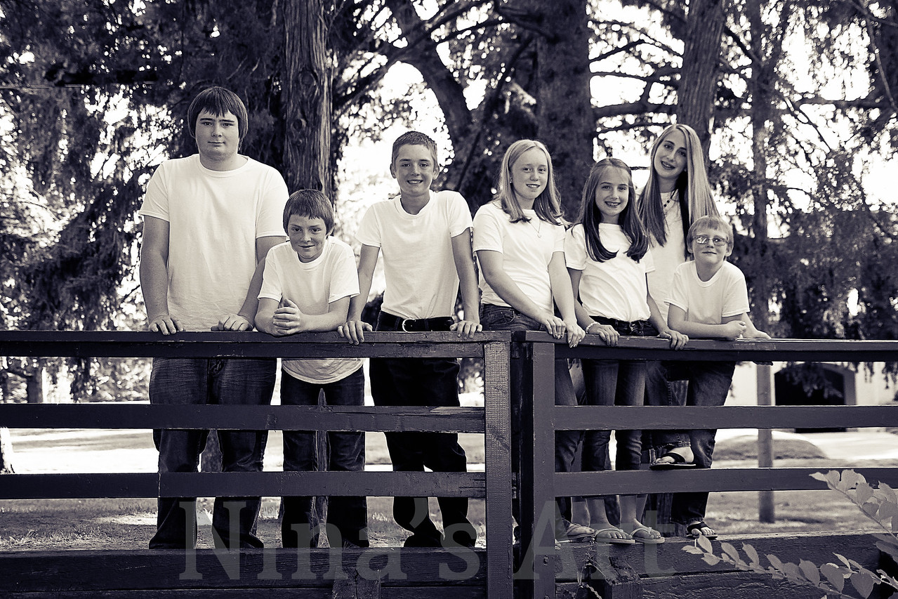 Jen & Carrie Family pics 2015 (51)bw