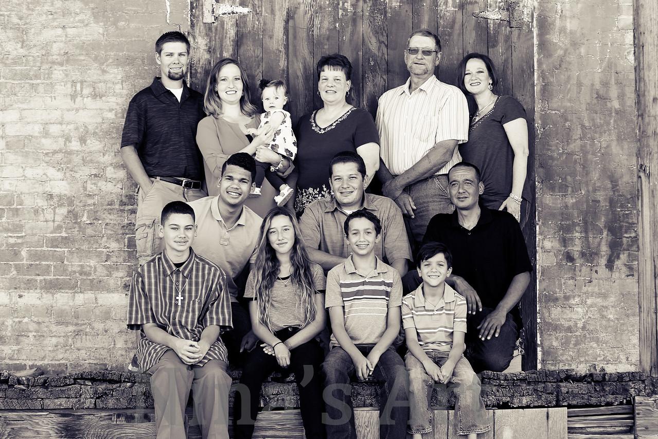Pelz Family 2015 (2)bw