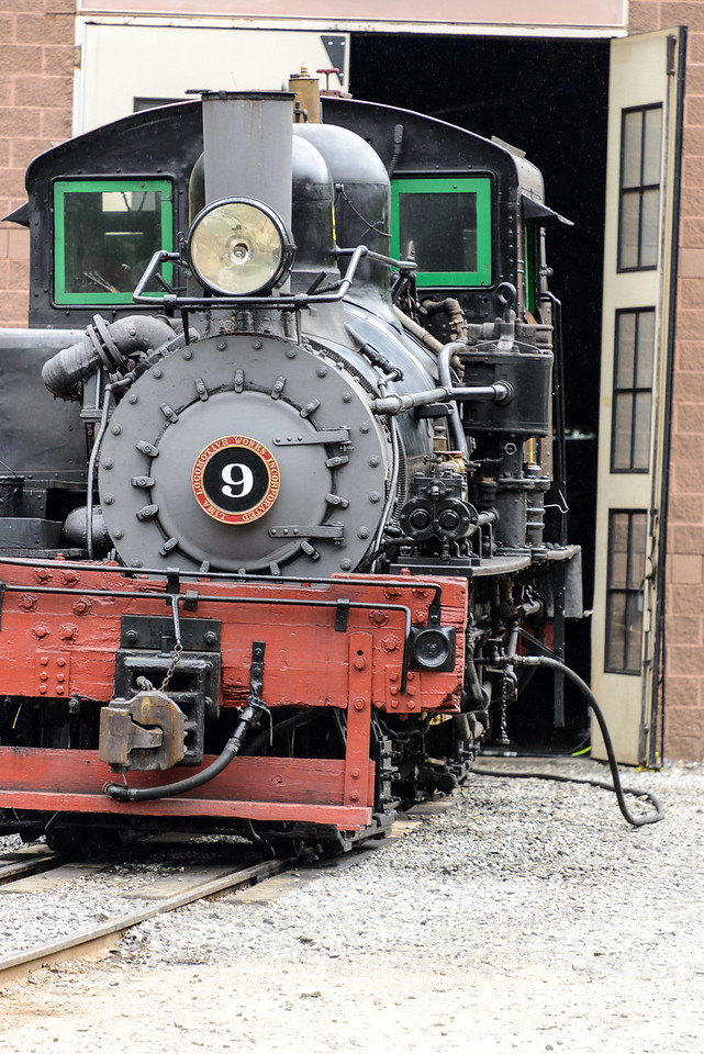 One of the original steam engines