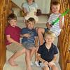 Our grandchildren - Ruby, Matthew, Bryan, Spencer, Charlie, Clearwater, FL.