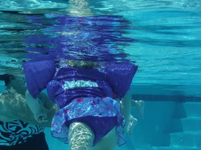 2015 June - Swimming
