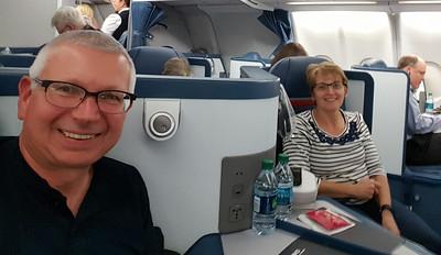 Detroit to Amsterdam