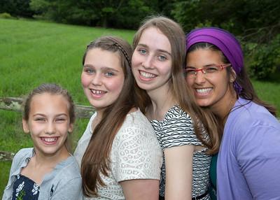 Sarah's Bat Mitzvah Party - June 28, 2015