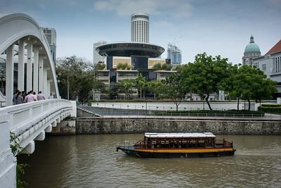 Singapore bumboat!
