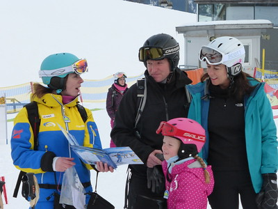2015 Skiing in Söll, Austria
