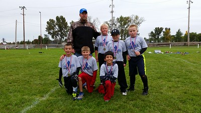 2015-10-04 Flag Football Champs