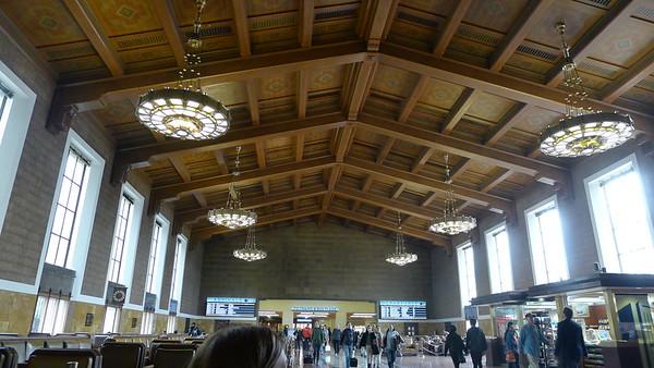 2015/01/10 Train Trip to Glendale