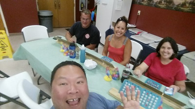 2015-08-06 Bingo with the Thingvalls