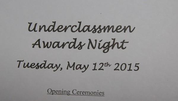 Clara's award program (student of the year)