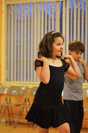 Ballroom Dance Practice
