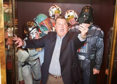 11/11 - Star Wars Selfie