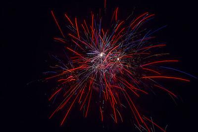 Fireworks - 07/04/2015