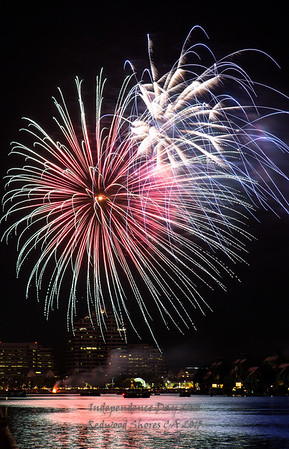 Independence Day 2015 Fireworks
