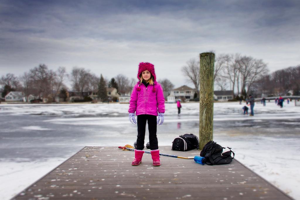 Mackensey On Ice