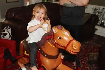 7/19 - Horsey!