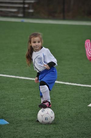 Zoey Antrobus - U5 Soccer