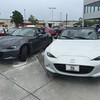 2 Miata's, a GT and a Sport, that I test drove but didn't buy.