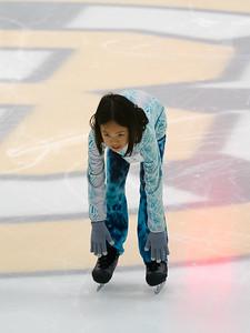 Skating lesson