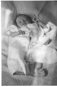 Jim as baby
