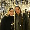 Hannah and Olivia, Christmas 2017.