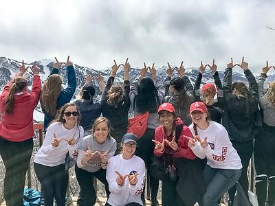2016-03-27 Emily UWM mission trip to Utah