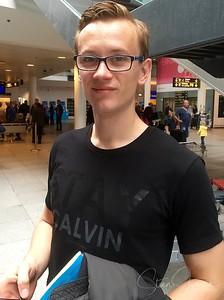 2016-07-25 Frederik hjemme på ferie.
