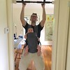 Pullups with 17 lbs weight