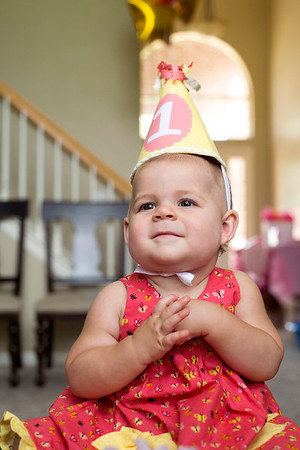 2016-08-06 Paige Poole 1st Birthday Party