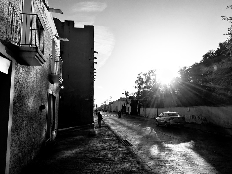 Morning Light in Valladolid - Shot on iPhone 6S Plus