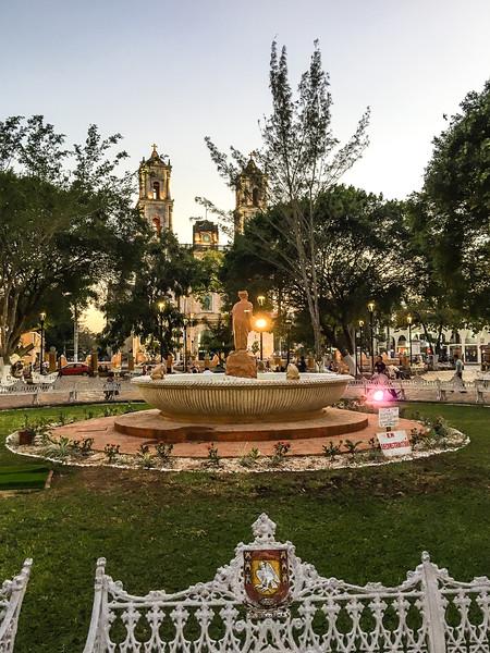 Valladolid Square - Shot on iPhone 6s Plus