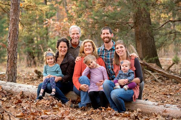 2016-11-25 McWhorter Family Portraits