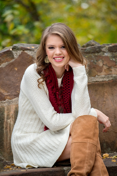Bailey Chaffin Senior Portraits