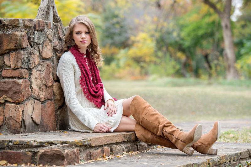 Bailey Chaffin Senior Portraits