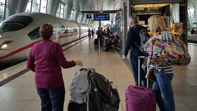 Train to Dusseldorf