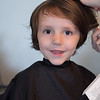 Owen's First Haircut