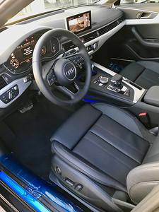 Ann's 2017 Audi A4 Quattro Prestige 12-17-16 03