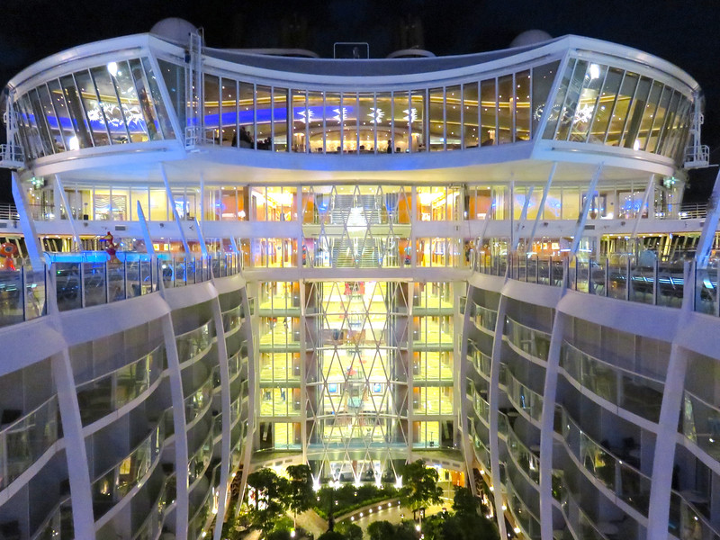 Allure Of The Seas May 2016