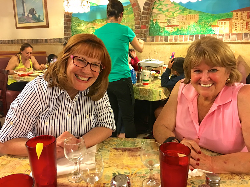 Ann Bellmor & Becky Snyder Fort Lauderdale May 2016